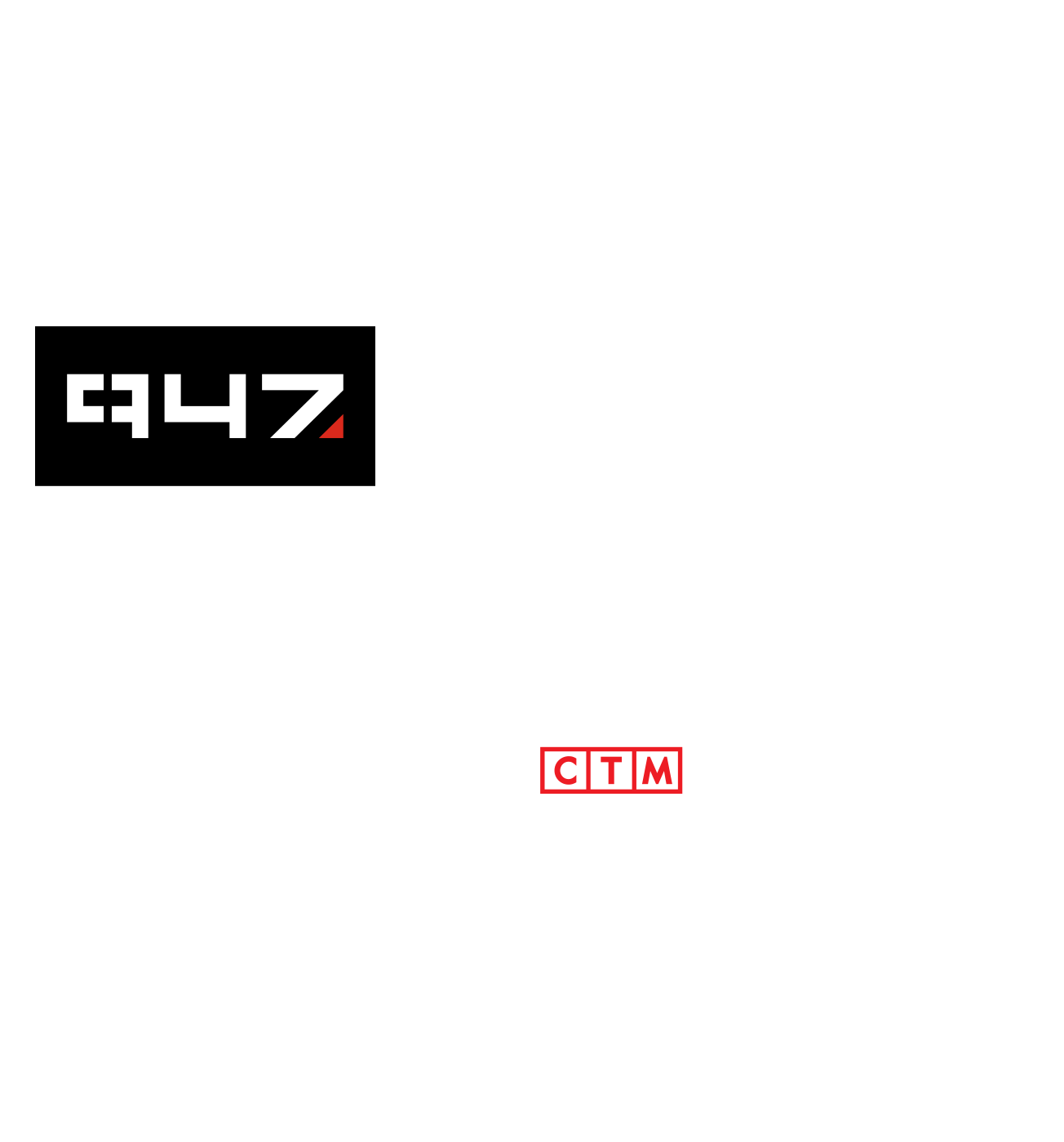 The 947 Top 40 Logo